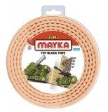 MAYKA Toy Block Tape 4-nop 2 meter BEIGE