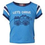 DUPLO T-Shirt BLAUW (Trey 404 - Maat 104)