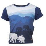 DUPLO T-Shirt BLAUW (Trey 406 - Maat 74)