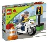 DUPLO 5679 Politiemotor