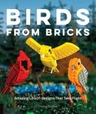 Birds from Bricks - Amazing LEGO Designs That Take Flight