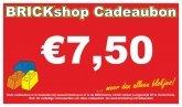 Cadeaubon €7,50