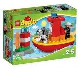 DUPLO 10591 Brandweerboot