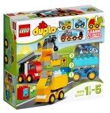 DUPLO 10816 Mijn Eerste Wagens en Truck