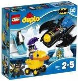 DUPLO 10823 Batwing Avontuur
