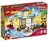 DUPLO 10827 Mickey & Friends Strandhuis