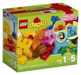 DUPLO 10853 Creative Builder Box DAMAGED