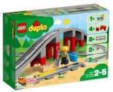 DUPLO 10872 Train Bridge and Tracks