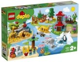DUPLO 10907 Animals of the World