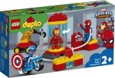 DUPLO 10921 Laboratorium van Superhelden