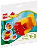 DUPLO 30323 Fish (Polybag)