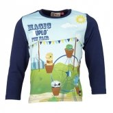 DUPLO T-Shirt BLAUW (Tod 106 - Maat 92)