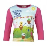 DUPLO T-Shirt ROZE (Tina 110 - Maat 92)