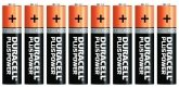 DURACELL Battery AAA MN2400 (8 pcs)