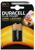 DURACELL Plus Power MN1604: 9V