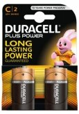 DURACELL Plus Power MN1400: C (2 Pcs)