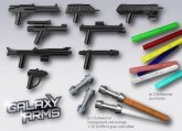 GALAXYARMS Set 4