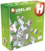 HUBELINO Marble Run White Building Blocks 105 pcs
