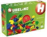 HUBELINO Marble Run Element Set 128 pcs