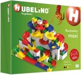 HUBELINO Marble Run MEGA Building Box 200 pcs