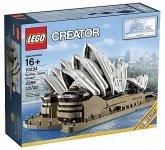 LEGO 10234 Sydney Opera House BESCHADIGD
