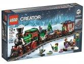LEGO 10254 Winter Holiday Train BESCHADIGD
