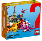 LEGO 10404 De Bodem van de Oceaan