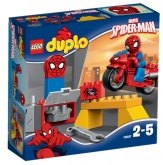DUPLO 10607 Spider-Man Webmotor Werkplaats