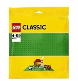 LEGO 10700 Base Plate 32x32 BRIGHT GREEN
