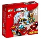 LEGO 10721 Iron Man tegen Loki