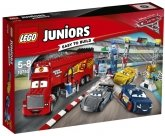 LEGO 10745 Lightning McQueen's Team Race