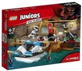 LEGO 10755 Zane's Ninjaboot Achtervolging