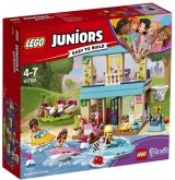LEGO 10763 Stephanie's Huisje aan het Meer