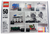 LEGO 2002016 50 Years on Track