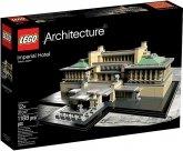 LEGO 21017 Imperial Hotel BESCHADIGD