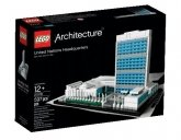 LEGO 21018 United Nations Headquarters BESCHADIGD