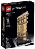 LEGO 21023 Flatiron Building BESCHADIDGD