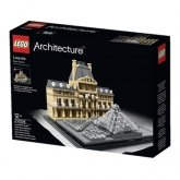 LEGO 21024 Le Louvre BESCHADIGD