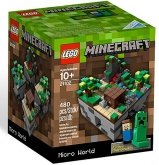 LEGO 21102 Minecraft Microworld