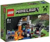 LEGO 21113  Minecraft Microworld - The Cave