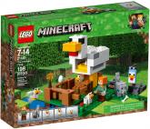 LEGO 21140 Het Kippenhok