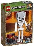 LEGO 21150 Minecraft BigFig Skeleton With Magma Cube