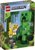 LEGO 21156 Bigfig Creeper en Ozelot