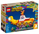 LEGO 21306 Yellow Submarine BESCHADIGD