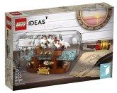LEGO 21313 Schip in een Fles