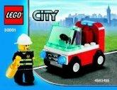 LEGO 30001 Brandweer (Polybag)