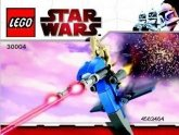 LEGO 30004 Battledroid met STAP (Polybag)