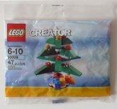 LEGO 30009 Kerstboom (Polybag)