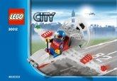 LEGO 30012 Mini Vliegtuig (Polybag)