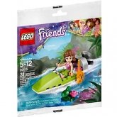 LEGO 30115 Jungle Boat (Polybag)